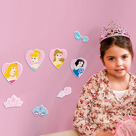 Disney - Princess Mini Foam Elements 24pcs