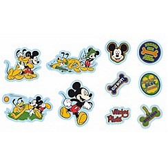 Disney - Mickey Mouse 10 piece Foam elements