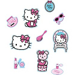 Hello Kitty - Hello Kitty Mini Foam set of 10