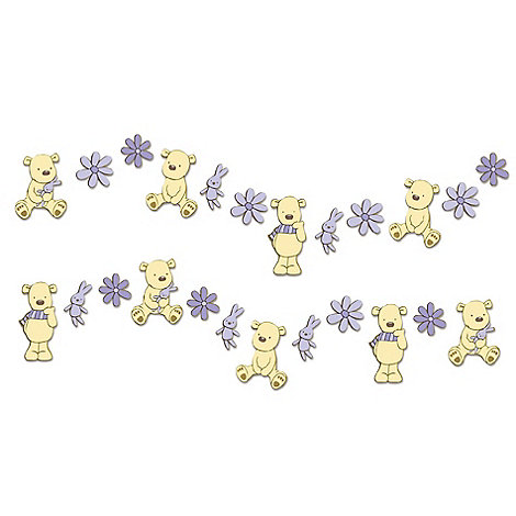 Graham & Brown Kids - Bears Mini Foam Wall Elements 24pcs