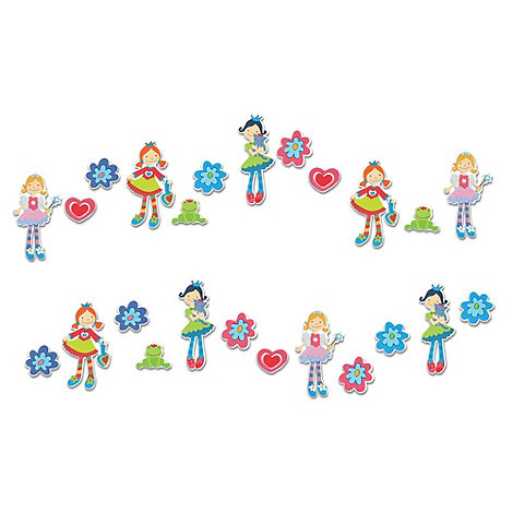 Graham & Brown Kids - ZiZaZou Mini Foam Elements 24pcs