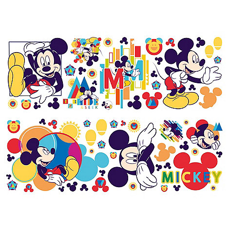 Disney - Mickey Wall Sticker