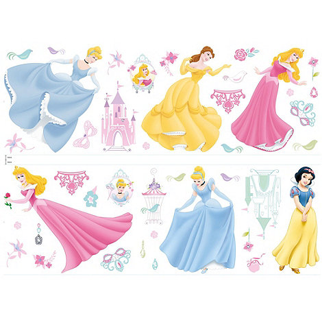 Disney - Princess Wall Sticker