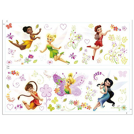 Disney - Fairies Wall Sticker