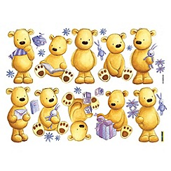 Graham & Brown Kids - Bears Wall Stickers
