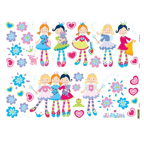 Graham & Brown Kids - ZiZaZou Wall Sticker