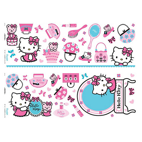Hello Kitty - Hello Kitty Wall Sticker