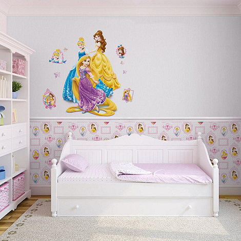 Disney - Princess Maxi Sticker