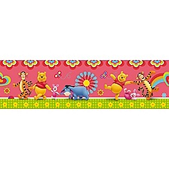 Disney - Winnie the Pooh Medium Border Roll