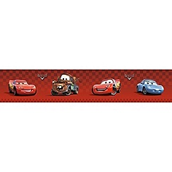 Disney - Disney Cars Small Border Roll
