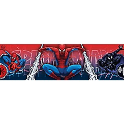 Marvel - SpiderMan Medium Border Roll