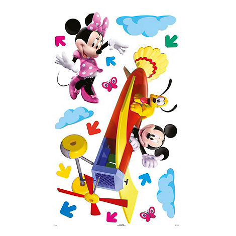 Disney - Mickey mouse large wall sticker