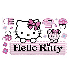 Hello Kitty - Hello Kitty Large Wall Sticker