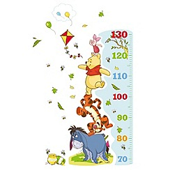 Disney - Winnie the Pooh Growth Chart Sticker