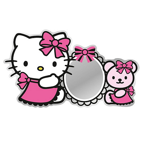 Hello Kitty - Hello Kitty Mirror Large