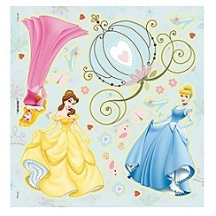 Disney - Deco glow in the dark princess