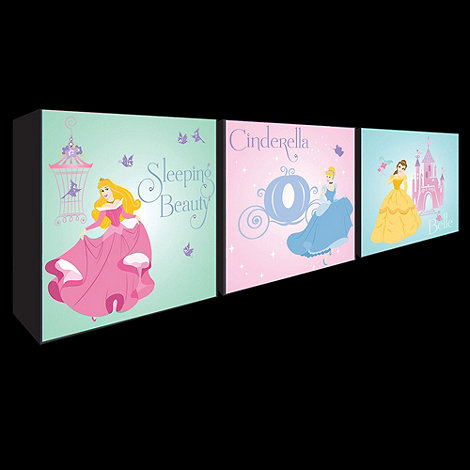 Disney - Princess Set of 3 Box Art