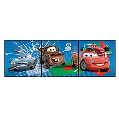 Disney - Cars Set of 3 Box Art