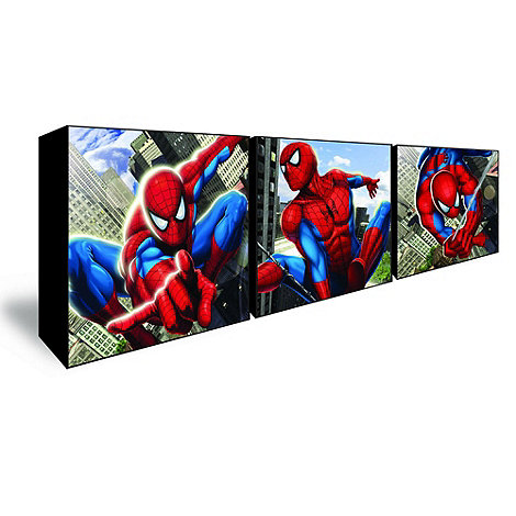 Marvel - Spiderman Set of 3 Box Art