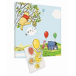 Disney - Winnie the Pooh Magnetic Canvas