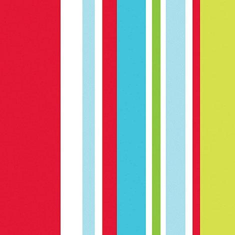 Graham & Brown Kids - Multicoloured Long Island Stripe Wallpaper
