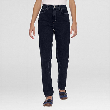 Lands+ End - Blue classic denim jeans
