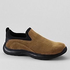 Lands' End - Beige women's all weather slip-ons