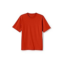 Lands' End - Brown short sleeve super t-shirt