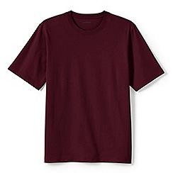 Lands' End - Red short sleeve super t-shirt