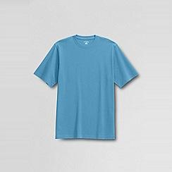 Lands' End - Blue short sleeve super-t