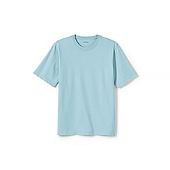 Lands' End - Blue short sleeve super-t