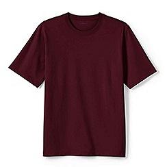 Lands' End - Red tall short sleeve super t-shirt