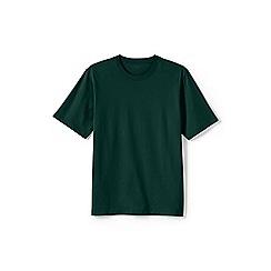 Lands' End - Green tall short sleeve super t-shirt