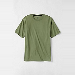 Lands' End - Green short sleeve super-t
