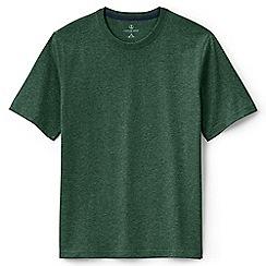 Lands' End - Green short sleeve super-t