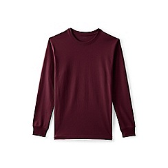 Lands' End - Red tall long sleeve super t-shirt