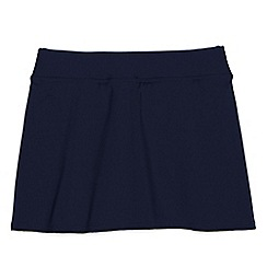 Lands' End - Blue swimming skirt