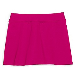 Lands' End - Pink swimming skirt