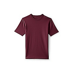 Lands' End - Red short sleeve tailored fit super t-shirt
