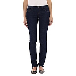 Lands' End - Blue ultra fit slim leg jeans