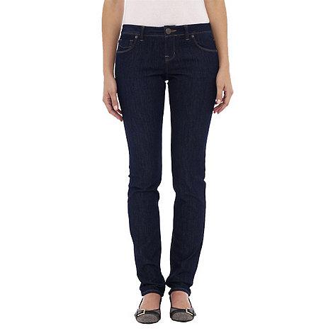 Lands+ End - Blue ultra fit slim leg jeans