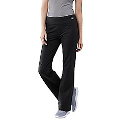 Lands' End - Black women's jogging bottoms