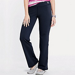 Lands' End - Blue women's jogging bottoms