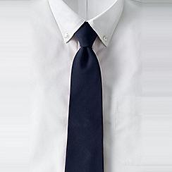 Lands' End - Blue men's silk tie