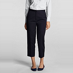 Lands' End - Blue Petite Trousers