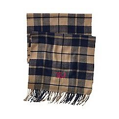 Lands' End - Multi women's cashtouch plaid scarf