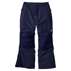 Lands' End - Blue little girls' squall ski pants