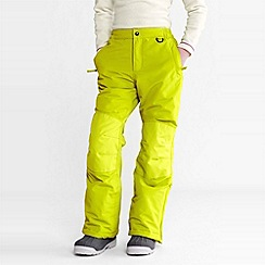 Lands' End - Green girls' squall ski pants
