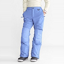 Lands' End - Blue girls' squall ski pants