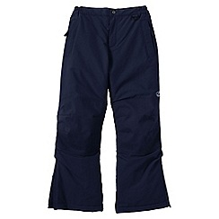 Lands' End - Blue boys' squall ski pants